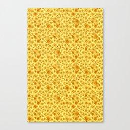 Pure Gold Canvas Print