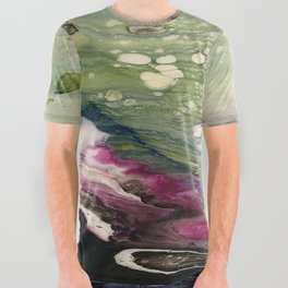 Ovion All Over Graphic Tee