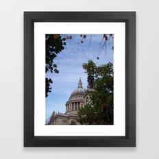St Paul's Framed Art Print