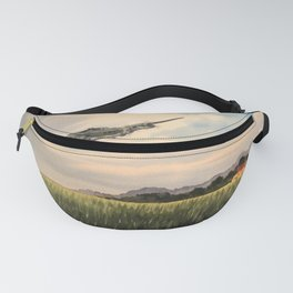 B-17 Flying Fortress Aircraft Fanny Pack
