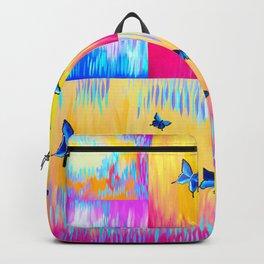 Rainbow Butterflies Backpack