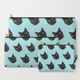 Black Cat Appreciation Day Carry-All Pouch