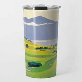 Vintage poster - Switzerland Travel Mug
