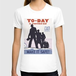 Workplace Safety T-shirt