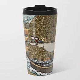 Taking on Water Metal Travel Mug