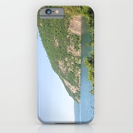 Roger's Rock on Lake George, NY iPhone Case