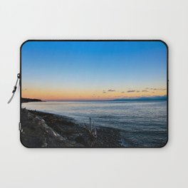 vancouver island sunset Laptop Sleeve