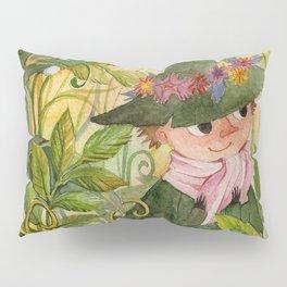 Snusmumriken / Snufkin Pillow Sham