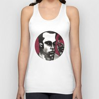 nick cave Tank Tops featuring Nick Cave by Rafols