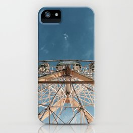 Love above the clouds iPhone Case