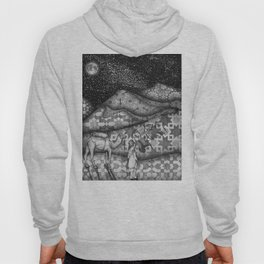 Arabian Nights Hoody