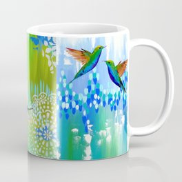 Green designs Coffee Mug