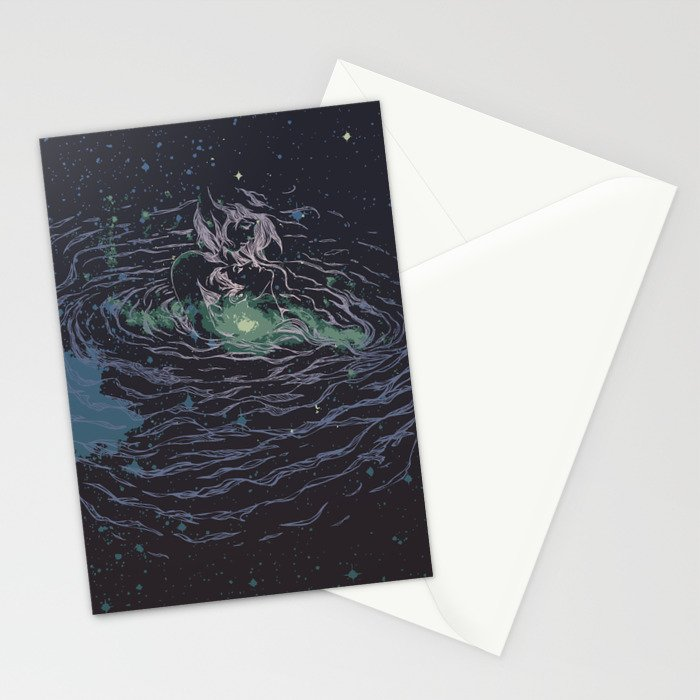 Universe of Love Stationery Cards