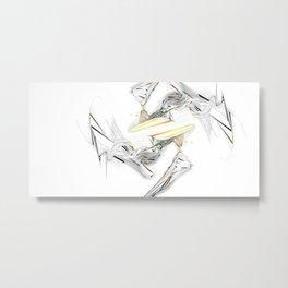 ga-11-003 Metal Print
