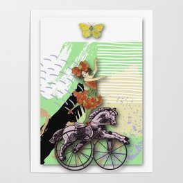 RIDING HORSE Poster