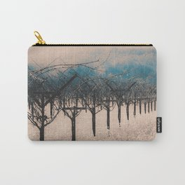 Winter Vineyard II - Nature's Orchestra Carry-All Pouch