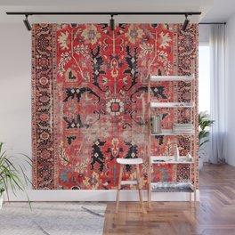 Heriz Azerbaijan Northwest Persian Rug Print Wall Mural