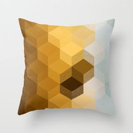 BEEHIVE Throw Pillow