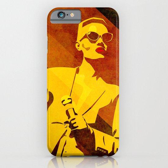 Grace Jones iPhone & iPod Case