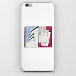 Solomon R. Guggenheim iPhone Skin