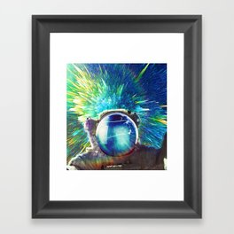 Colorful Abyss Framed Art Print