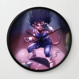 Training with the Prince Wall Clock