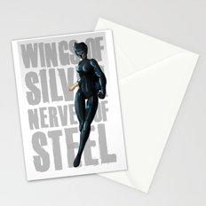 Silverhawks Steelheart Stationery Cards