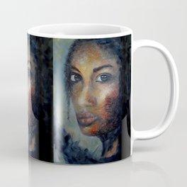 Courage by Lu Coffee Mug