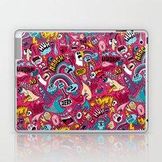 Sad Donut, Jerk  Laptop & iPad Skin