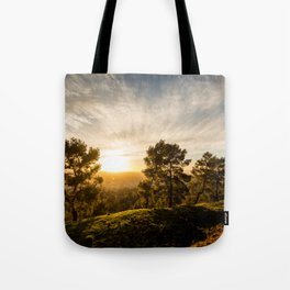What Tomorrow will bring Tote Bag