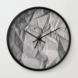 Non-Iron Man Wall Clock