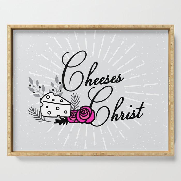 Jill Kargman Hostess Collection: Cheeses Serving Tray