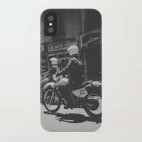 police iPhone & iPod Cases featuring Montevideo Police by gatodeplanetearth