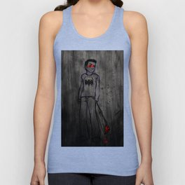Sins of thy father Unisex Tank Top