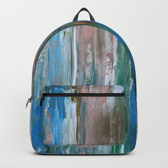 Abstract Painting #1 Backpack