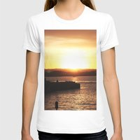 san diego T-shirts featuring San Diego Sunset by Tdrisk46