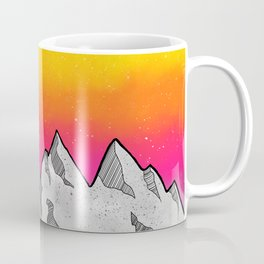 Mountain Scene Coffee Mug