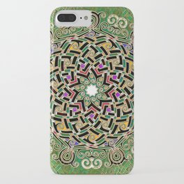Mandala Celtic iPhone Case