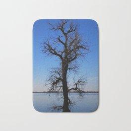 Tree of Tranquility Bath Mat