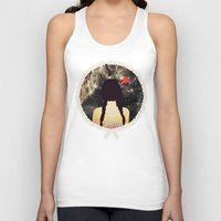 stargate Tank Tops featuring STARGATE by Nika