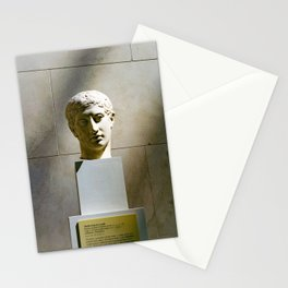 Sculpted II Stationery Cards