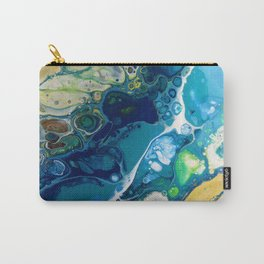 Where the Rivers Flow Carry-All Pouch