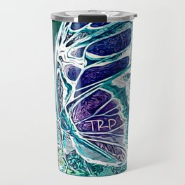 Insect Models: Beautiful Butterflies 09-05 Travel Mug