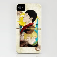 The King and His Sorceror Slim Case iPhone (4, 4s)