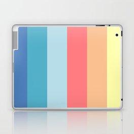 Fun Stripes - wide Laptop & iPad Skin