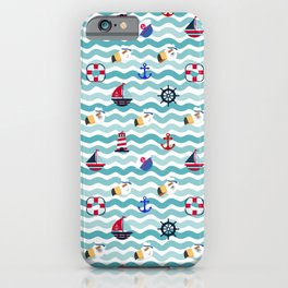 ac cute sailor gulliver iPhone Case