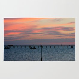 Colours in the Sky Rug