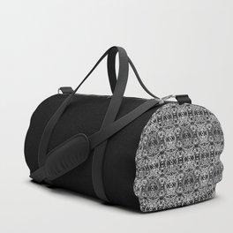 Pure black Duffle Bag