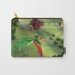 homming crocodile Carry-All Pouch