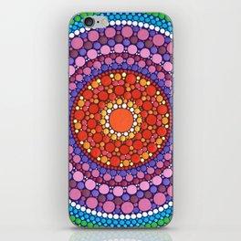 Mandala of Zest iPhone Skin